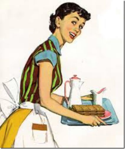 22dibujos vintage amas de casa (16)buscoimagenes