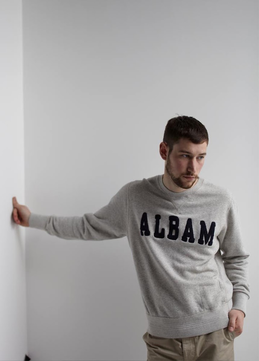 Albam Track Sweat and More [men's fashion]