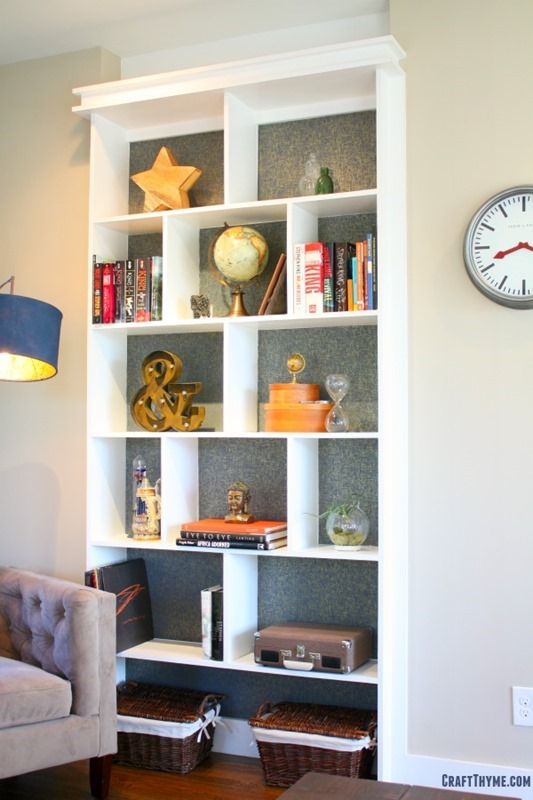 wallpaper-bookcase