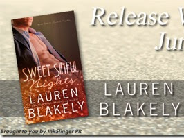 Release Blitz: Sweet Sinful Nights (Sinful Nights #1) by Lauren Blakely + Teaser, Excerpt, and GIVEAWAY