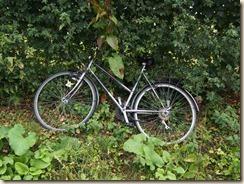 Vergeten fiets?