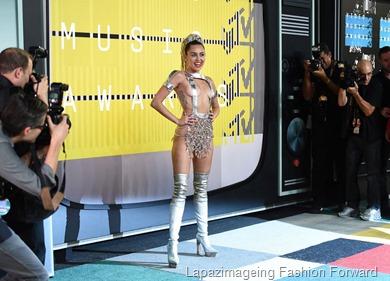 Miley Cyrus Versace