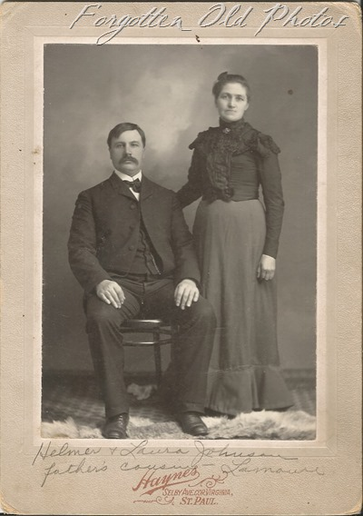 Helmer and Laura Wahpeton Antiques