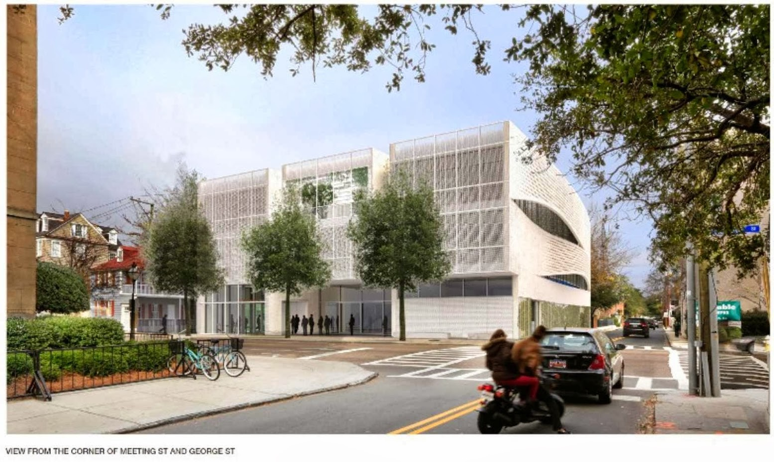 Spaulding Paolozzi Center by Allied Works Architecture