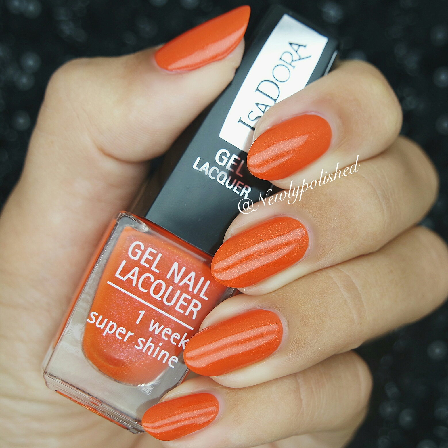 IsaDora Gel Nail Lacquer A/W 2015 - Part 1 - Newly Polished