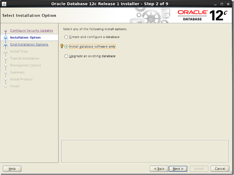 Oracle Database Software Installation 3