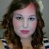 Bettinas Artist Challenge - Tag 1 - Die überschminkte Braut, die sich was traut