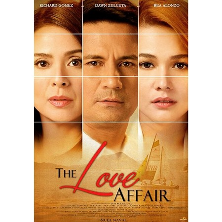 The Love Affair - Poster