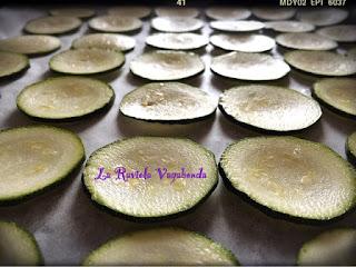 chips di zucchina (anche in versione light-dukan)