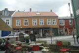 Uitzicht vanuit het koffiehuis(je).