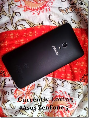 Asus zenfone 5 currently loving