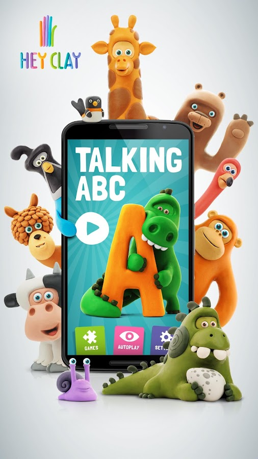 Talking ABC Screenshot