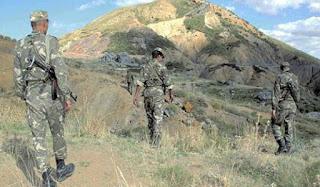 21 casemates et une bombe artisanale détruites à Ain Defla et Chlef