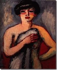 Fernande Olivier, 1905
