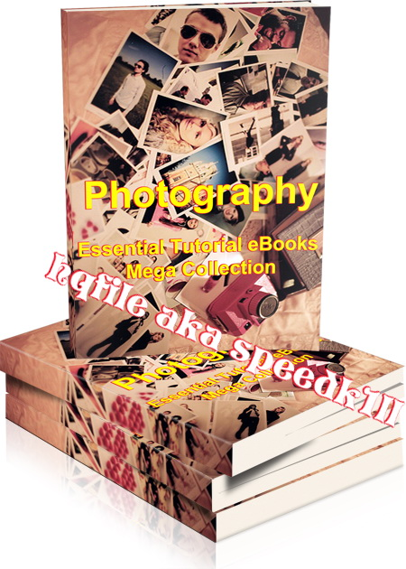 Photography Essential Tutorial eBooks Mega Collection