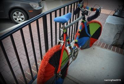 Cute bike!