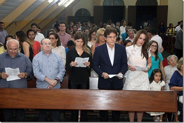 Missa de aniverssario de Juliane Faria fot Ivanizio  Ramos8