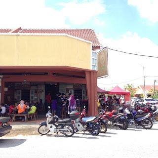 Kafe Setinggan Ipoh