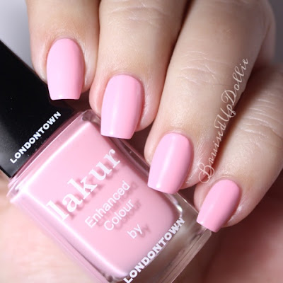 Londontown lakur Love Bite #9 swatch