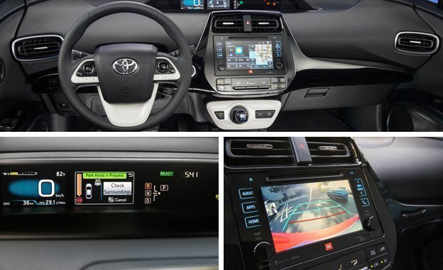 2016 toyota prius driven redesign hybrid review release date price specs interior engine Car Price Concept