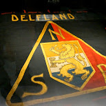 Delfland NSB at Dutch National Military Museum Soesterberg in Soest, Utrecht, Netherlands