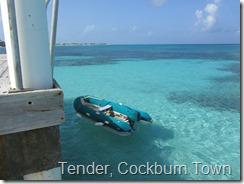 015 Tender at Cockburn town jetty