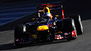 Red Bull RB8 Renault with Vettel