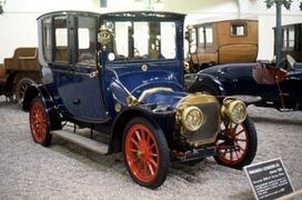 Panhard 1909 X5