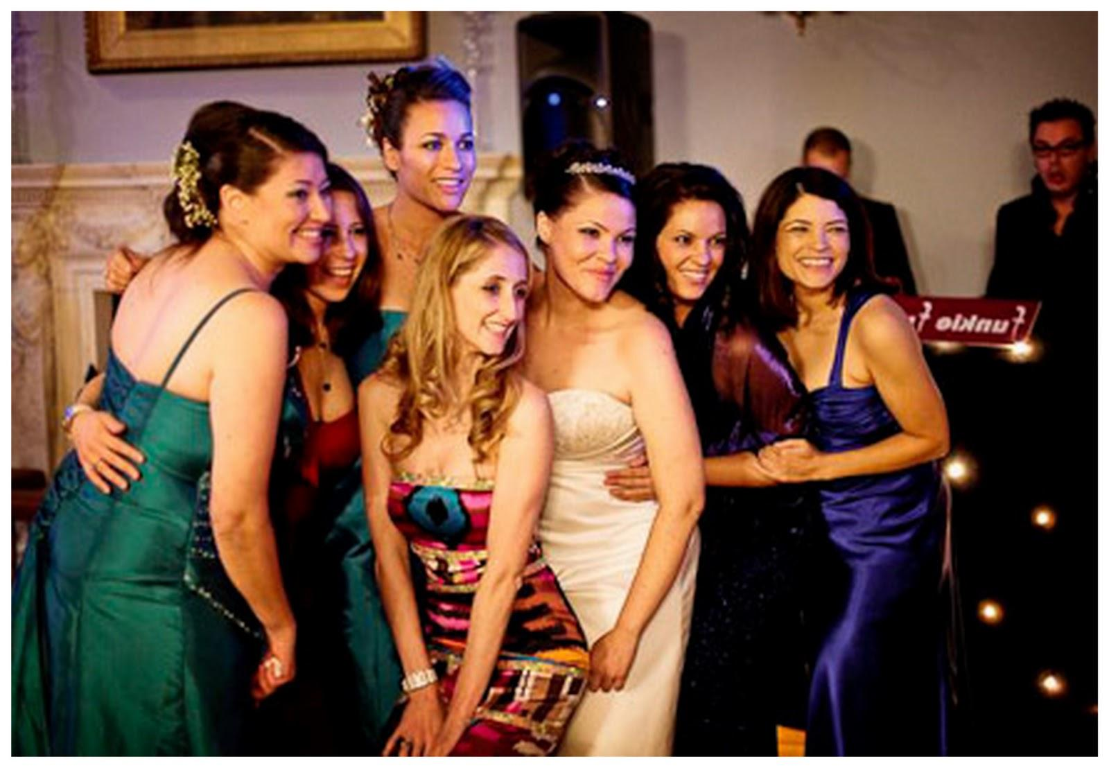 Jewish and Greek weddings.