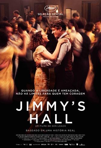 Jimmys Hall - Pôster Nacional