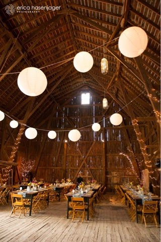 The Mandana Barn Is A Great Location In Skaneateles For Wedding I Love Family Style Set Up Tables