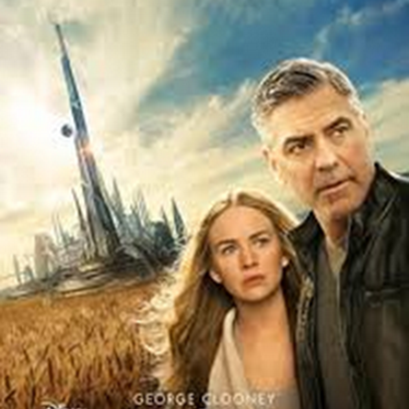 Review Filem : TOMORROWLAND