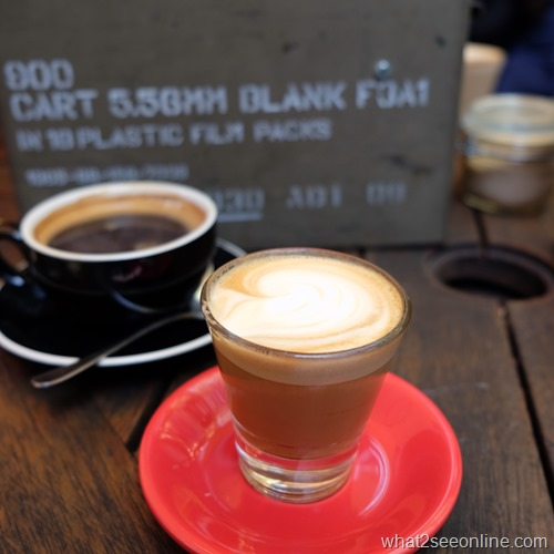 Perth – Breakfast at Moore & Moore Cafe, Fremantle