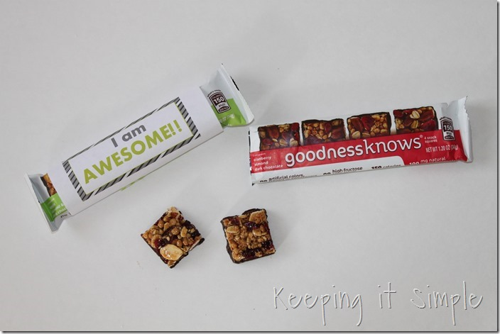 #ad Fruit-and-nut-snack-bar-with-motivational-wrappers #TryALittleGoodness (12)