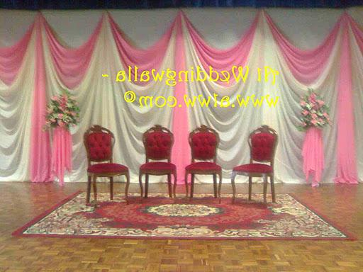 Indian Wedding backdrops