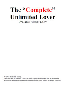 Cover of Bishop's Book The Complete Unlimited Lover
