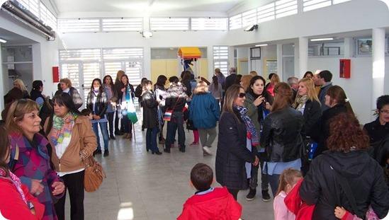 La comunidad educativa celebró la creación de un nuevo establecimiento educativo