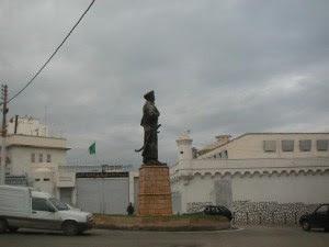 Cela s'est passé un 21 février 1995, Répression de la mutinerie de Serkadji