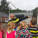 Brigadieren bij de Theo Thijssenschool - Foto's Miranda Drok