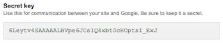 Google New reCAPTCHA menggunakan PHP - Apakah Anda Robot?