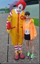 Best Ronald McDonald EVER!