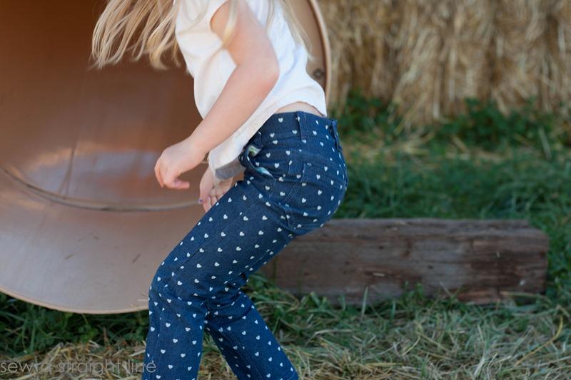 Ottobre Skinny Jeans sew a straight line-1-2