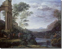 Ascanius_Shooting_the_Stag_of_Sylvia_1682_Claude_Lorrain