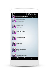 App Dangdut Karaoke MP3 APK for Windows Phone
