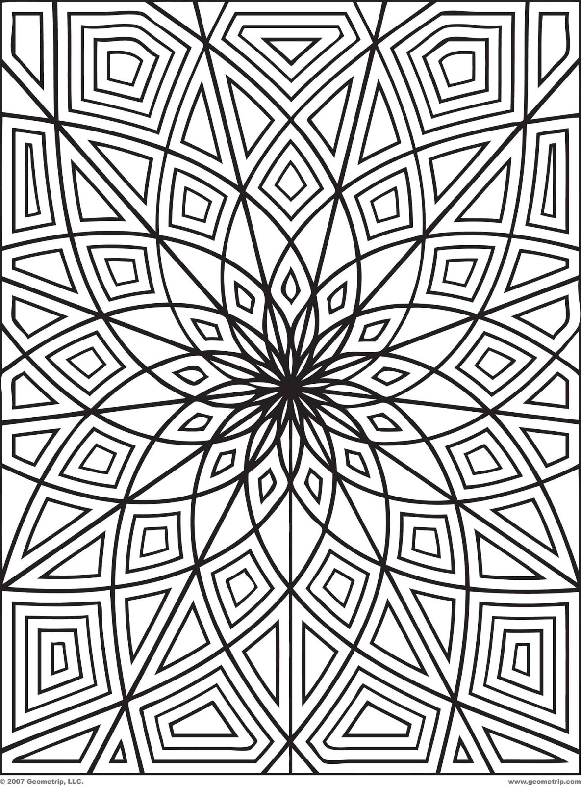 Fun Adult Coloring Pages To Print Out For Free