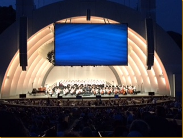 Hollywood Bowl 1