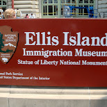 ellis island immigration museum in New York City, New York, United States