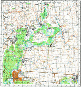 Map 100k--m38-013--(1980)