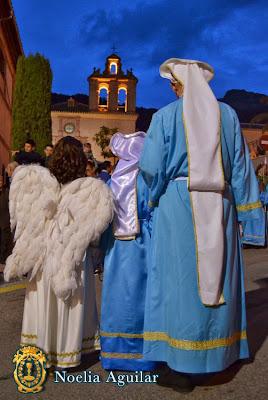 Angel y campanilleros - Noelia Aguilar