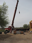Crane almost ready 5/1